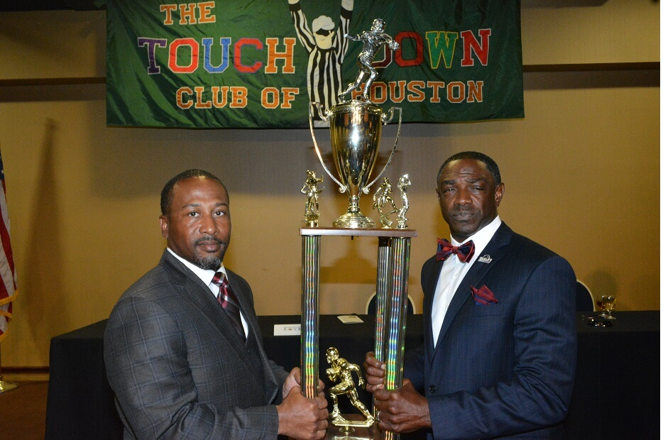 touchdownclub-Speaking to the TD Club in 2019