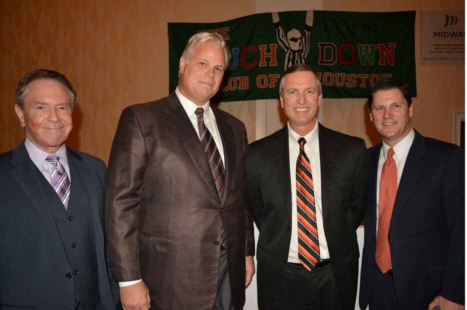 touchdownclub-The Battle of the Piney Woods Luncheon in 2013