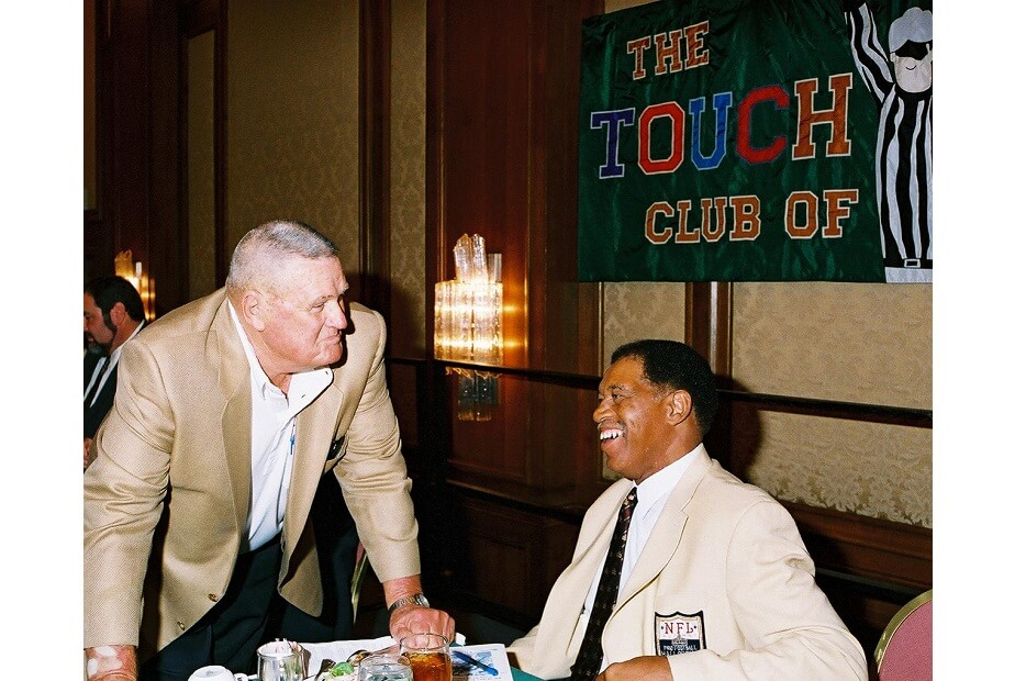 touchdownclub-Touchdowner of the Year dinner 2003