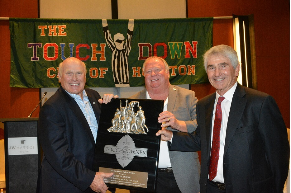 touchdownclub-Touchdowner of the Year in 2018